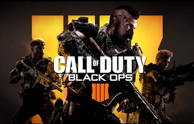 Call of Duty Black Ops 4 -  1 hour KD and rank boost Xbox - PS4 DoNN