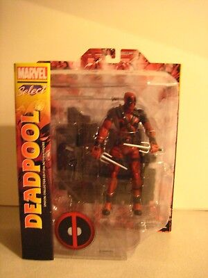 Marvel Select Deadpool Special Collector Edition Action Figure Mint NEW NIB