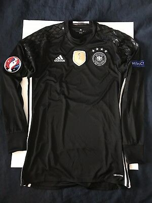 Adidas Germany World Cup Goalkeeper Jersey Mens Medium