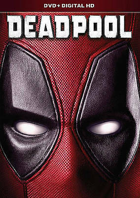 Deadpool DVD New - Factory Sealed Free Shipping included