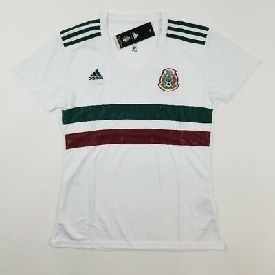 2018 Mexico World Cup Jersey White Womens