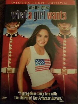 What a girl wants starring Amanda bynes