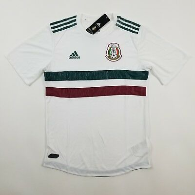 2018 Mexico World Cup Soccer Jersey White