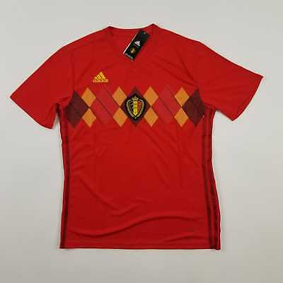 2018 Belgium World Cup Jersey Red