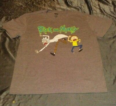 Rick And Morty Shirt Size Large Limited Edition Authentic