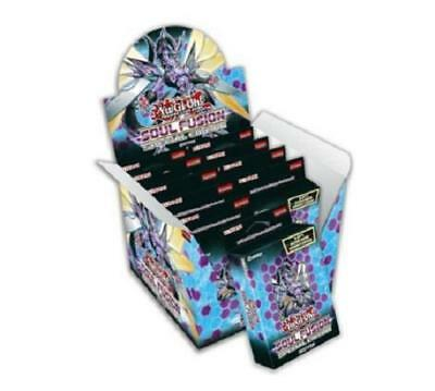 Yugioh Soul Fusion Special Edition SE Booster Display Box 30 Packs