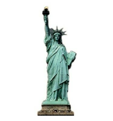 FOURTH OF JULY STATUE OF LIBERTY STANDEE  4th of July decorations