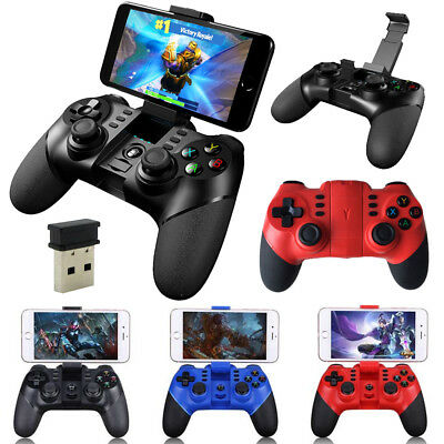 Wireless 2-4g Gaming Controller Remote kits For Mobile IPhone IOS FORTNITE NINJA