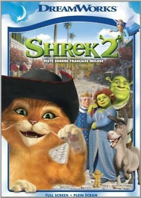 Shrek 2 Full Screen Edition