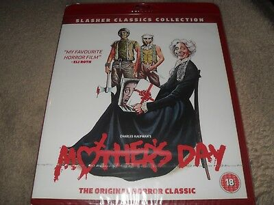 Mothers Day 1980 Horror Classic BRAND NEW Region Free 88 Films Blu-ray