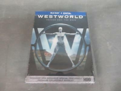 HBO Westworld Season One The Maze Bluray - Digital W Premium Booklet