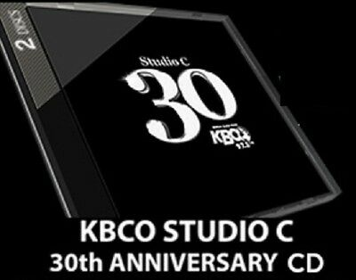 KBCO 30 Studio C 30th Ann CD NEW SEALED 2 Disc  Set  PRESALE  Ship DEC 1st
