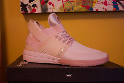 Mens Skytop New V High Top Sneakers Size 11 DM US Color Pink
