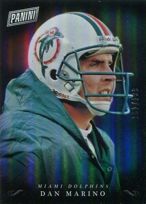 2018 Panini Black Friday Collection Dan Marino 162199