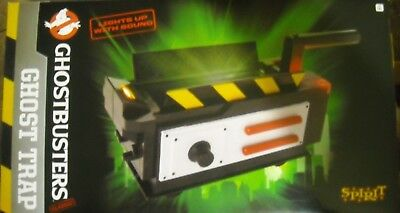 GHOSTBUSTERS Ghost Trap Lights And Sound Spirit Halloween -  Ships WORLDWIDE