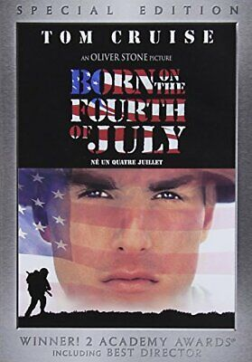 Born on the Fourth of July DVD 2004 Special Edition