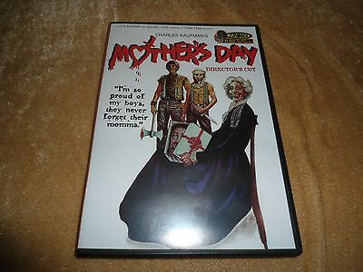 Mothers Day 1980 1 Disc DVD Directors Cut