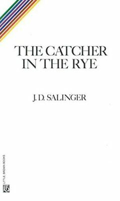 The Catcher in the Rye by J-D- Salinger
