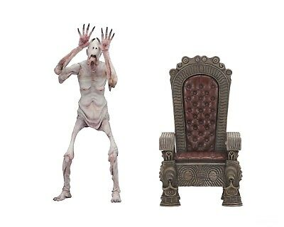 Guillermo Del Toro - Pan's Labyrinth – 7 Scale Action Figure – Pale Man - NECA