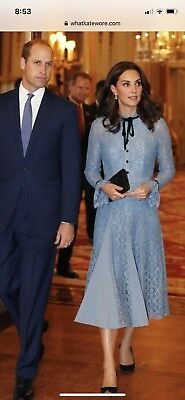 Kate Middleton Temperley Eclipse Lace Dress