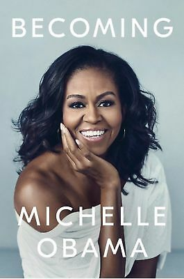 Becoming by Michelle Obama  E- Book  - PDF