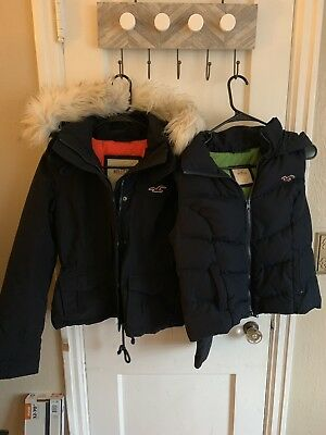 Hollister Co- Womens Outerwear Clothing Lot Size Small
