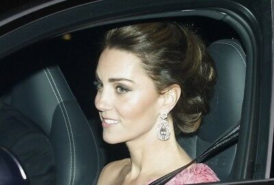 Kate Middleton Duchess of Cambridge size 5 x 7 Colour Photograph 2