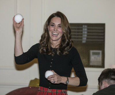 Kate Middleton Duchess of Cambridge size 5x7  Colour Photograph G7