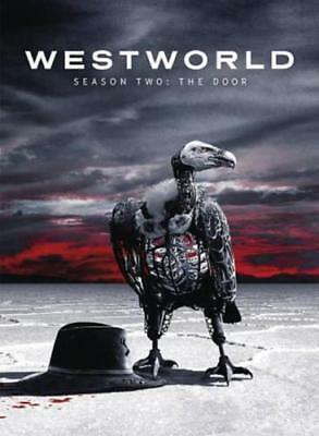 Westworld Season Two  The Door  DVD 2018 3-Disc Set
