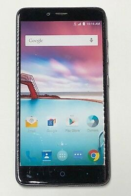 ZTE Imperial MAX Non-working fake dummy display phone - U-S- Cellular Branded