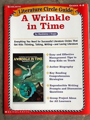 A Wrinkle in Time  Literature Circle Guide