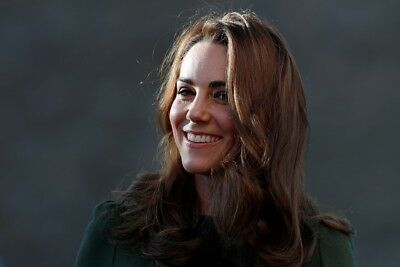 Kate Middleton Duchess of Cambridge size 5 x 7 Colour Photograph D9