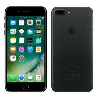 Apple iPhone 7 Plus 128GB Black Fully Unlocked Excellent Condition