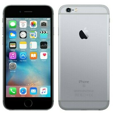 Apple iPhone 6s Plus  64GB  Space Gray  LTE CDMAGSM  Unlocked  Excellent