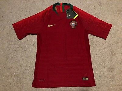 Nike Vapor Aeroswift World Cup 2018 Portugal Jersey NWT Mens Sz L Large