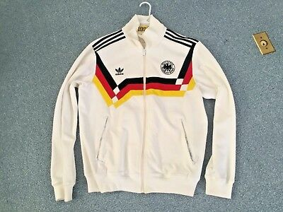 Vintage Adidas 1990 Germany World Cup Jacket Size XL