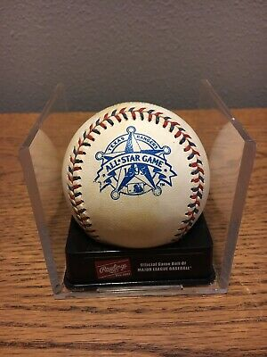 Rawlings 1995 Official MLB All Star Game Baseball Texas Rangers