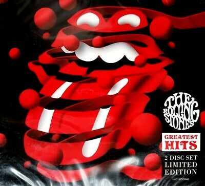 2CD The Rolling Stones RARE 2CD  Greatest HITS Compillation 2018