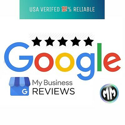 1 ONE 5 star google US based review for Business - 100 REAL PEOPLE - SEO SAFE