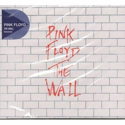 2CD  PINK FLOYD - THE WALL 2011 Remastered brand new - sealed