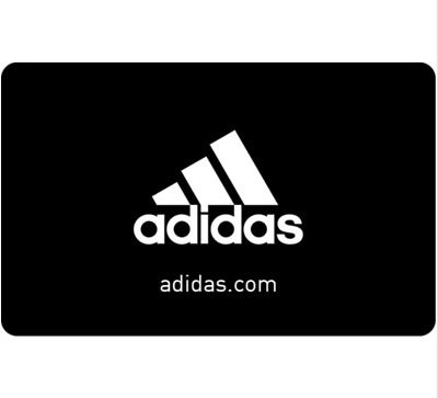 Buy 50 Adidas Gift Card - Get 10 expiring code expires on 4302019 -emailed