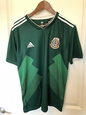 MEN HOMEAWAY MEXICO JERSEY 2018 WORLD CUP 🇲🇽 Size L