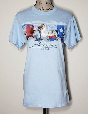 America TShirt USA Women 4th Of July Memorial Independence Day Red White Blue