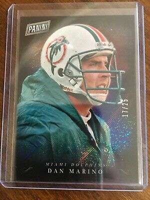 2018 Panini Black Friday Dan Marino 25 Panini Collection