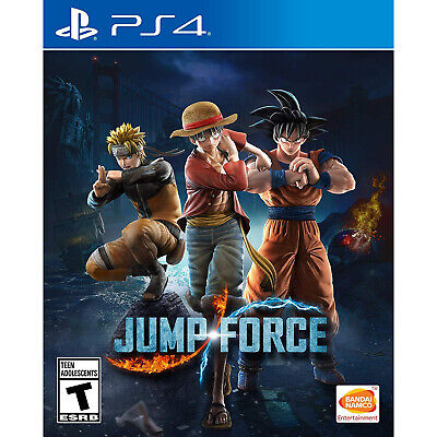 Jump Force PS4 Factory Refurbished
