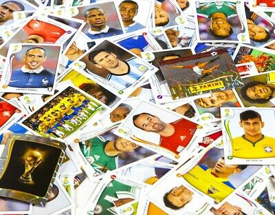 2018 Panini World Cup Stickers - PickChoose 10