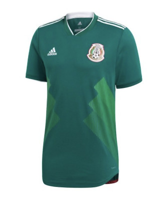 Mexico Soccer Jersey World Cup Away Green