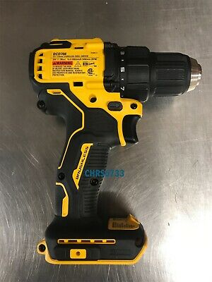 New DeWalt  DCD708B ATOMIC 20v MAX Brushless Cordless 12 DrillDriver