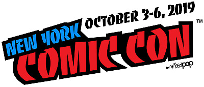 New York Comic Con NYCC 2019 SUNDAY October 6th Adult Tickets IN HAND