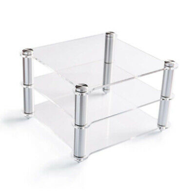 TOPPING Acrylic Rack For D30 Decoder A30 HIFI Amplifier Transparent